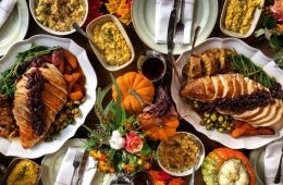 light thanksgiving