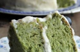 Kale on cake